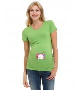 Футболка для беременных Подушка